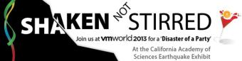 Shaken not Stirred vmworld 2013
