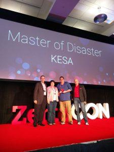 ZertoCON-MoD-Award